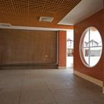 Vista do pavimento térreo do Conjunto Laboratorial. Foto: Erika Koch / USP Imagens.